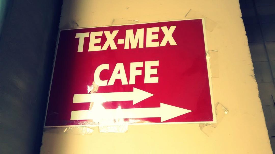 Tex-Mex Cafe, Midland Texas