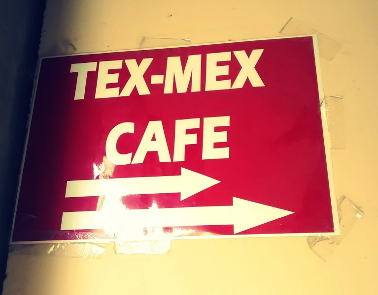 Tex-Mex Cafe, Midland Texas