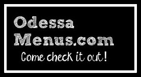 Odessa Menus Logo
