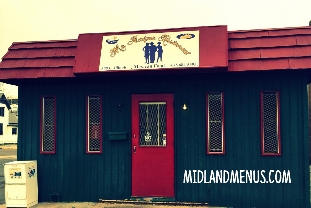 Mis Amigas Restaurant Midland Texas